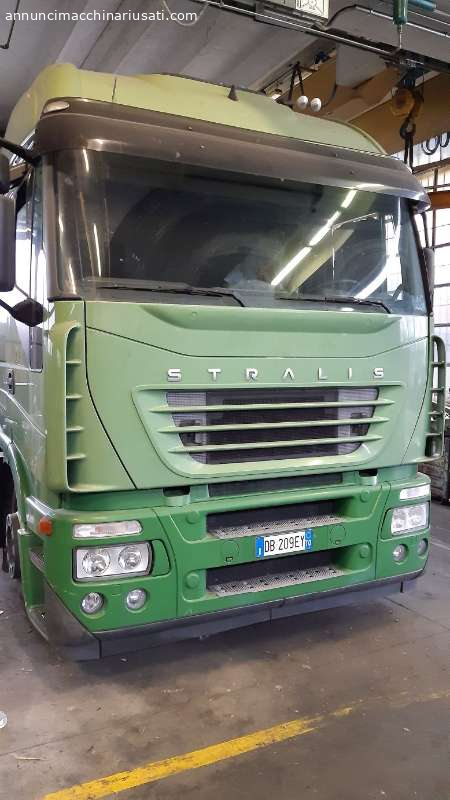 CAMION IVECO STRALIS MAGIRUS 260 SY