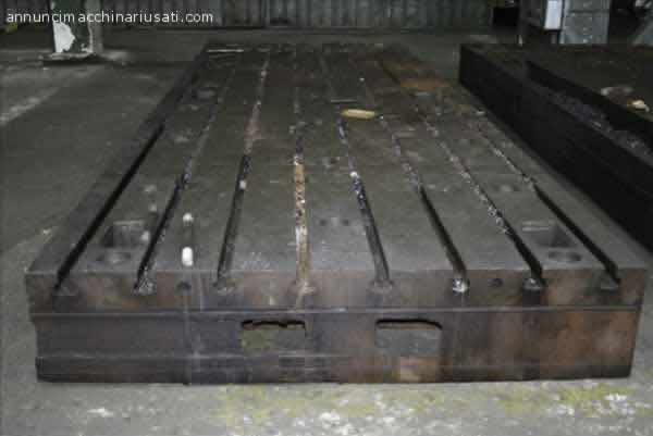 Piano Stolle  2000 x 6000 mm